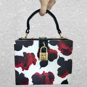 Handbags - Rose Box Purse🌹
